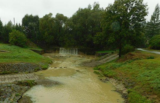 Rzeka Tabor.