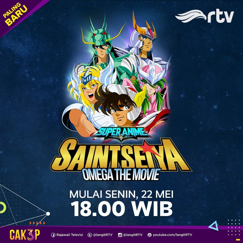 Saint Seiya Omega Tayang Di RTV