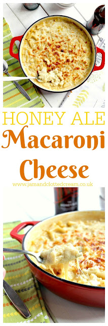 Honey Ale Mac n Cheese