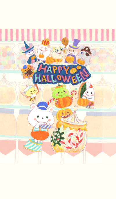 WORLD OF PAON_HAPPY HALLOWEEN