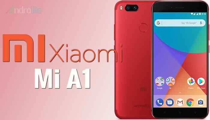 Update Harga Xiaomi Mi A1 Terbaru 2018 Dan Spesifikasi Lengkap
