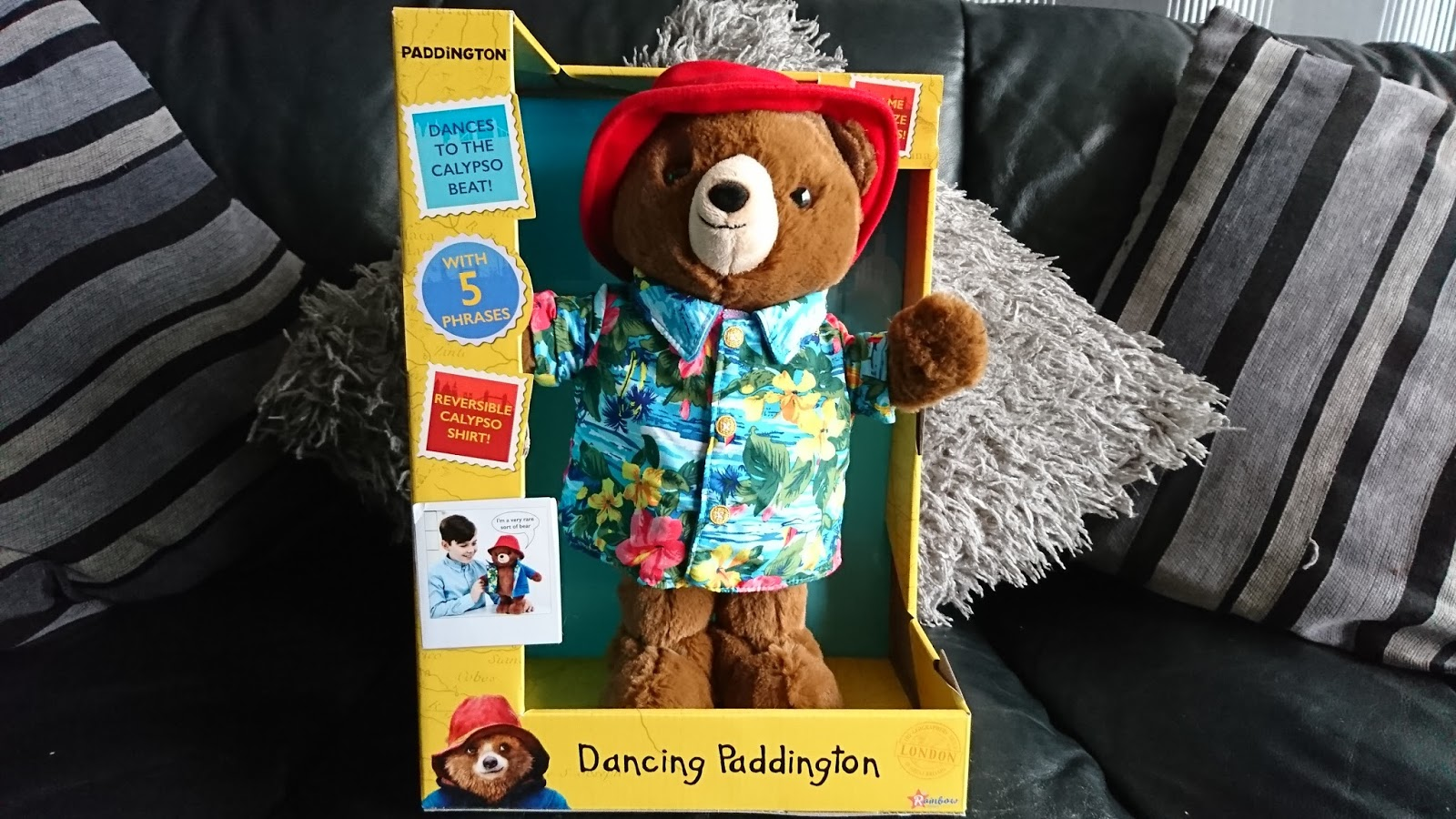 f9cca7404c Rainbow Designs have a lovely range of Paddington products