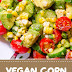 Vegan Corn Avocado Salad