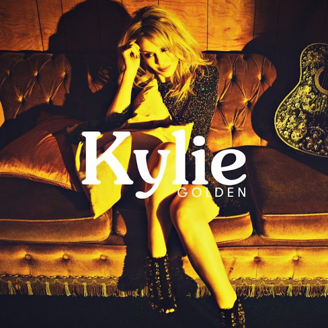 "Kylie Minogue - ""Golden"""