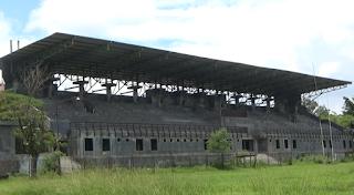 Pemkab Magetan Anggarkan 5 Milyar Untuk Lanjutkan Renovasi Stadion