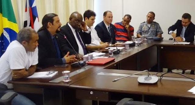 Júnior Verde defende projeto que reintegra aposentados da Segurança ao serviço público…