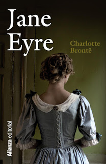 libro Jane Eyre de Charlotte Brontë