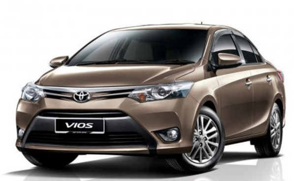 2018 Toyota Vios J