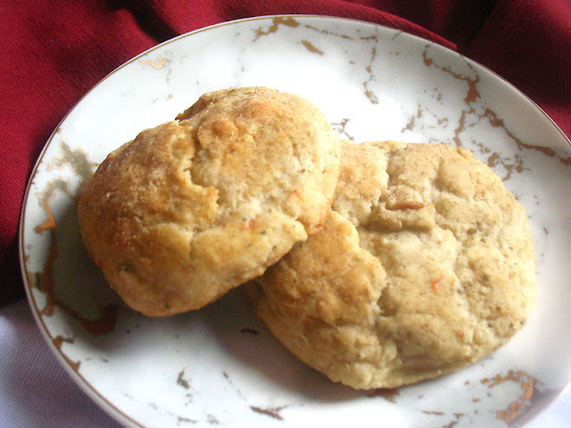 Potato Habanero Biscuits