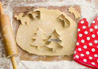 Making cookies with your students is a great way to connect math and real-world problems.  Try hosting The Great Cookie Exchange this year!