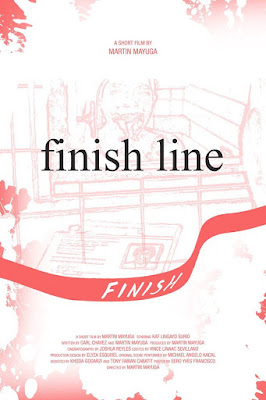"""Finish Line,"" by Martin Mayuga, from De La Salle College of Saint Benilde"