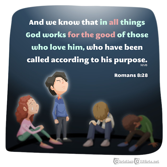 God works for the good
