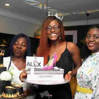Photos From Alex Unusual's 23rd Birthday Party