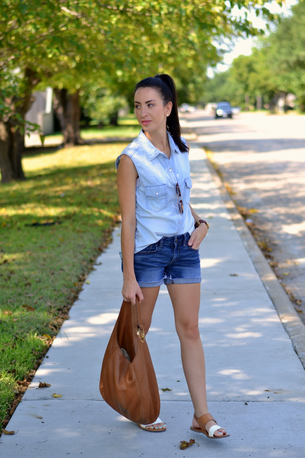 Denim Summer Outfit