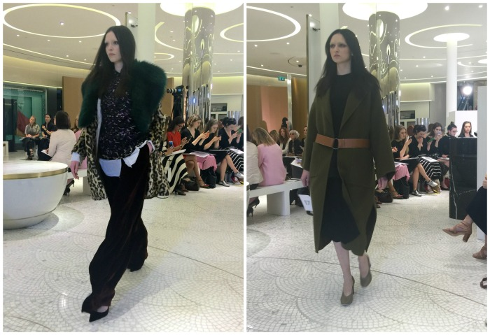 Coat Trends AW16 Brown Thomas