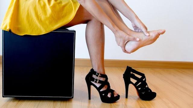 Cara Paling Tepat Mengatasi Lecet Karena Sepatu Baru