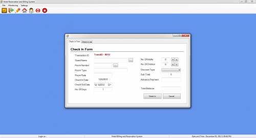 Free Download Bank management system VB Project With - mandegar info