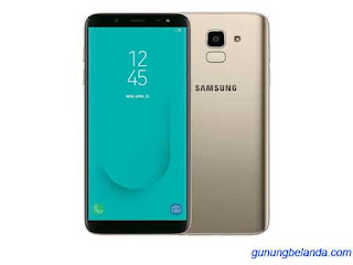 Cara Flashing Samsung Galaxy J6 2018 SM-J600GF
