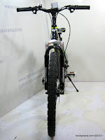 B 26 Inch Pacific Exotic 200 HardTail Mountain Bike