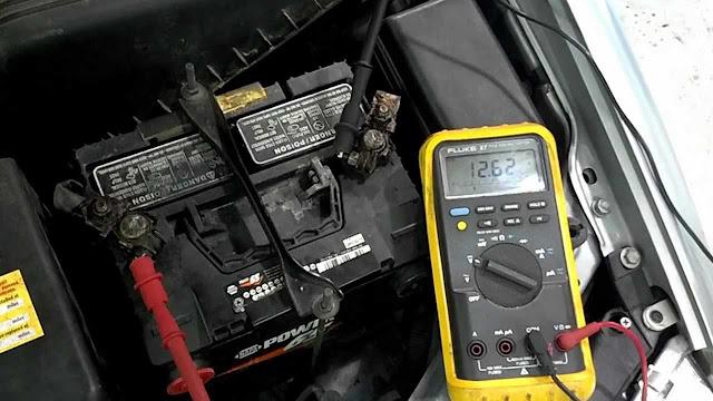 Comment tester sa batterie de voiture
