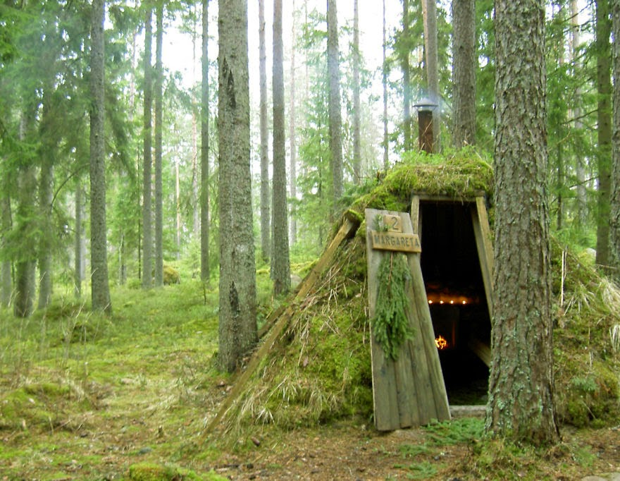 11. Kolarbyn Ecolodge, Sweden - 26 Of The Coolest Hotels In The Whole Wide World