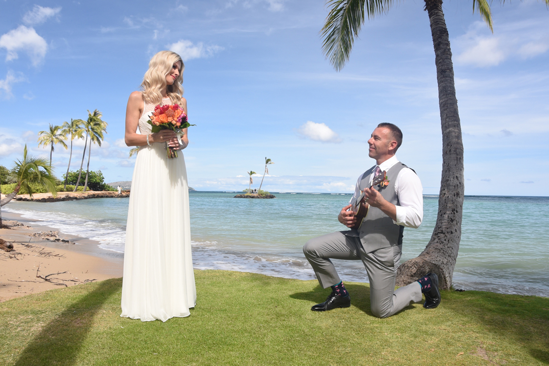 Weddings in Hawaii
