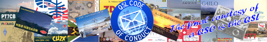 QSL Code Of Conduct