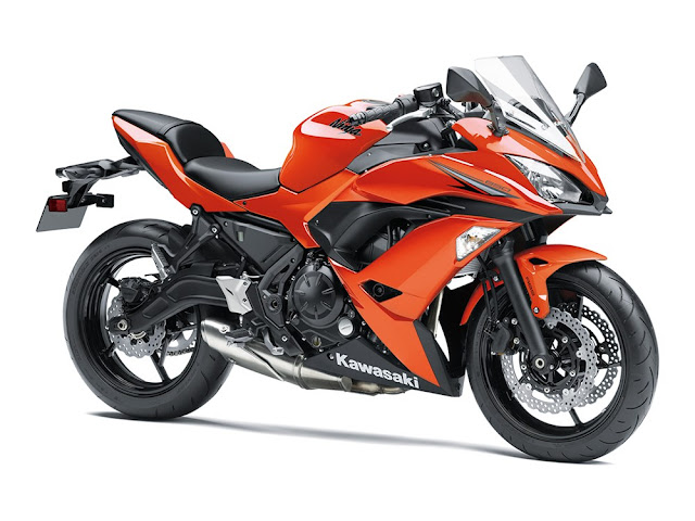 Best Image And Photo Kawasaki Ninja ER Latest - Modern Moto Magazine