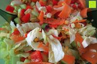 Salat: Casa Lucena Portugal Flor de Sal mit Bouquet für Salate und Vorspeisen, handwerklich hergestellt, 2er Pack (2 x 150 g)