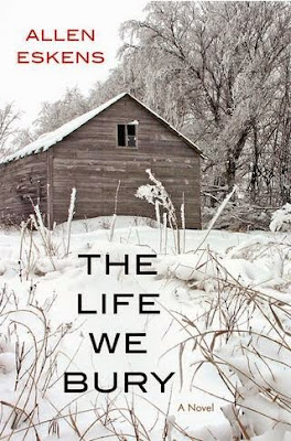 The Life We Bury by Allen Eskens - book cover