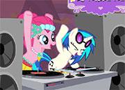 MLP DJ Pinkie Pie