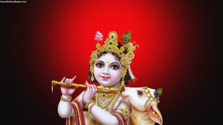 hd wallpapers bal krishna