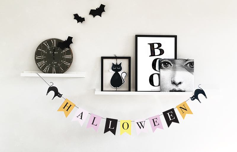 addobbi di halloweeen gratis