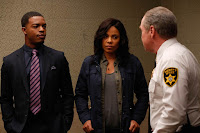 Stephan James and Sanaa Lathan in Shots Fired Season 1 (7)