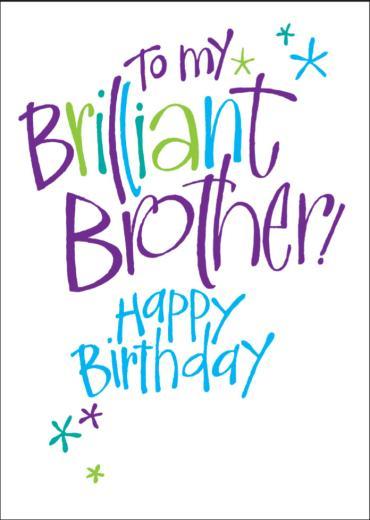 Geburtstagswunsche Geburtstagsspruche Geburtstagsgrusse Fur Bruder