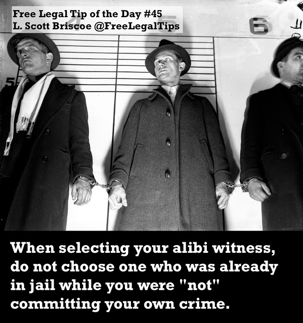 Free Legal Tip of the Day. Tip #45 L. Scott Briscoe. Police line up. Men in overcoats and hats.Chicago circa 1950. Court, Dumb People and Humor. marchmatron.com