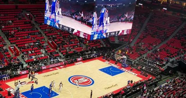 Little Caesars Arena | PistonsFR, actualité des Detroit Pistons en France