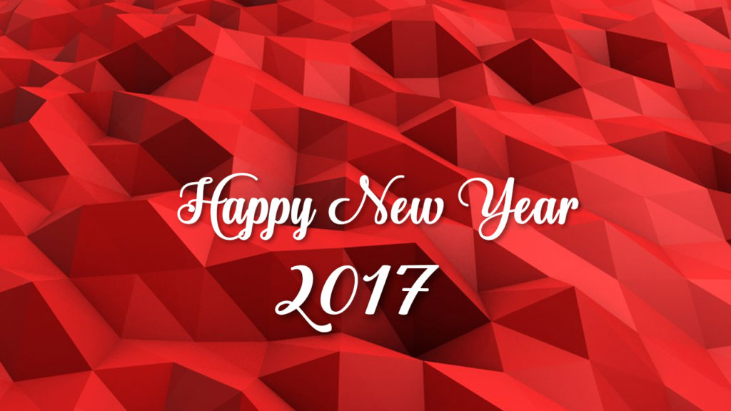happy new year 2017 wallpaper hd