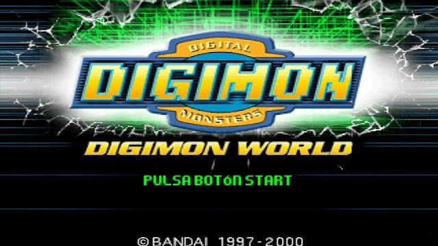 Digimon World - Captura 1