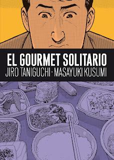 El Gourmet solitario / Jiro Taniguchi, Masayuki Kusumi