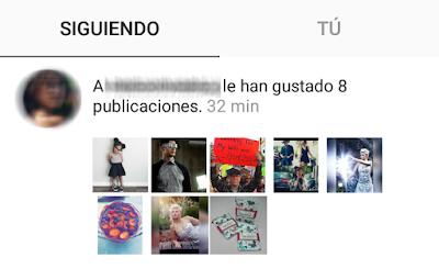 Blogger de moda utiliza bots instagram