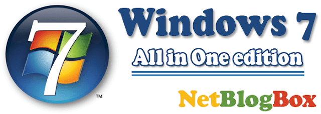 NetBlogBox - Latest Softwares and Games Download: Windows 7