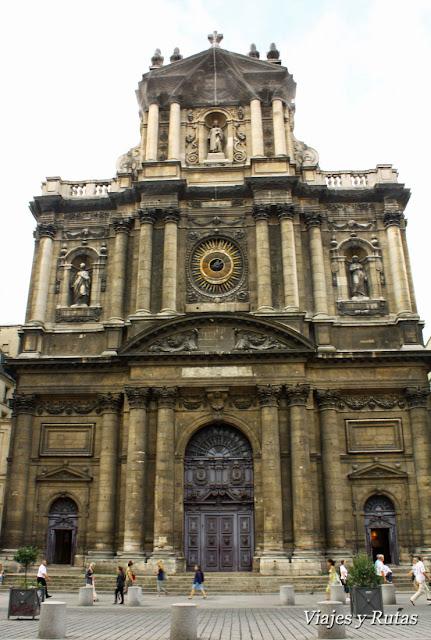 Saint Paul y Saint-Louis, Paris