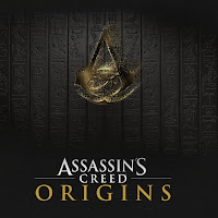 Assassin's Creed Origins Desktop with LOGO [Wallpaper Engine Free]
