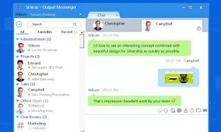 programmi chat rete locale