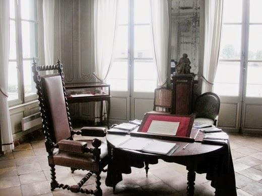 Le Pavillon Flaubert à Croisset