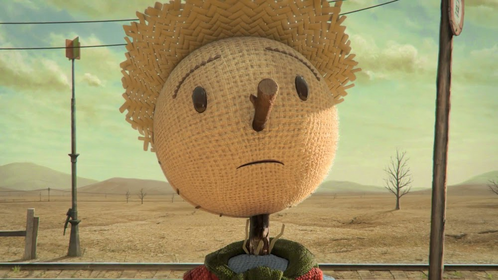 The Scarecrow (Companion film for Chipotle's new app-based game)