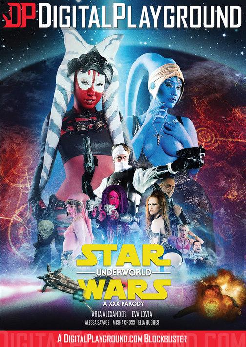 Star Wars Underworld A XXX Parody 2017 [HD]