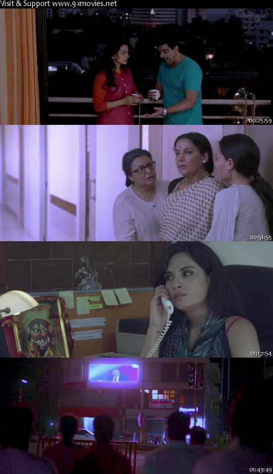 Chalk N Duster 2016 Hindi 720p HDRip