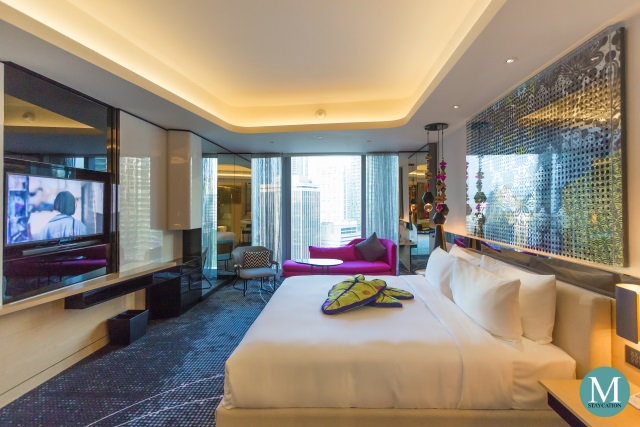 Spectacular Room at W Hotel Kuala Lumpur